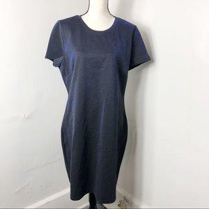 NWT Forever 21 Sparkly Calf Length Dress 3X